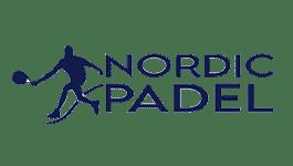 Nordic padel logga