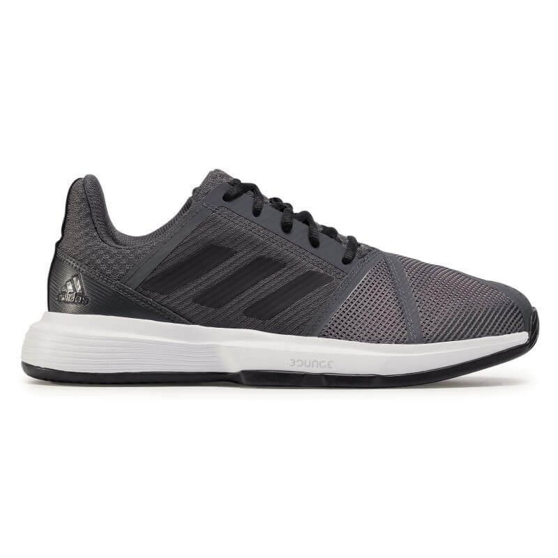 Adidas Courtjam Bounce Men White-padelskor