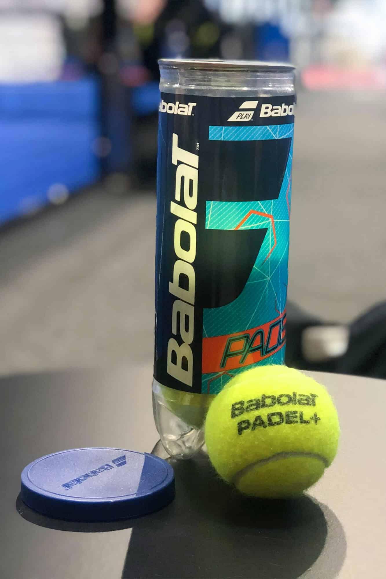 Padel free images balls