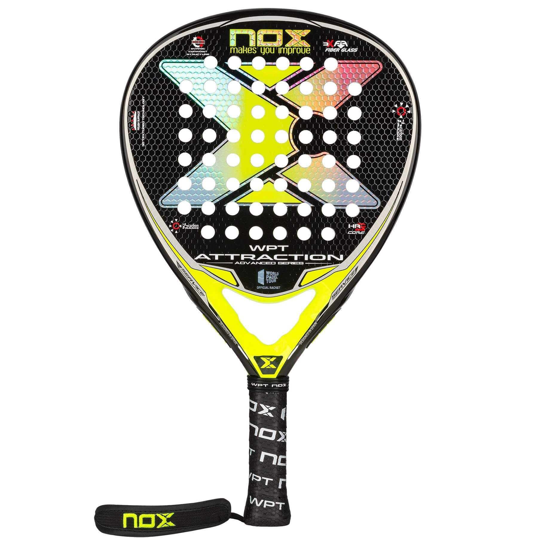 Nox Attraction World Padel Tour Edition