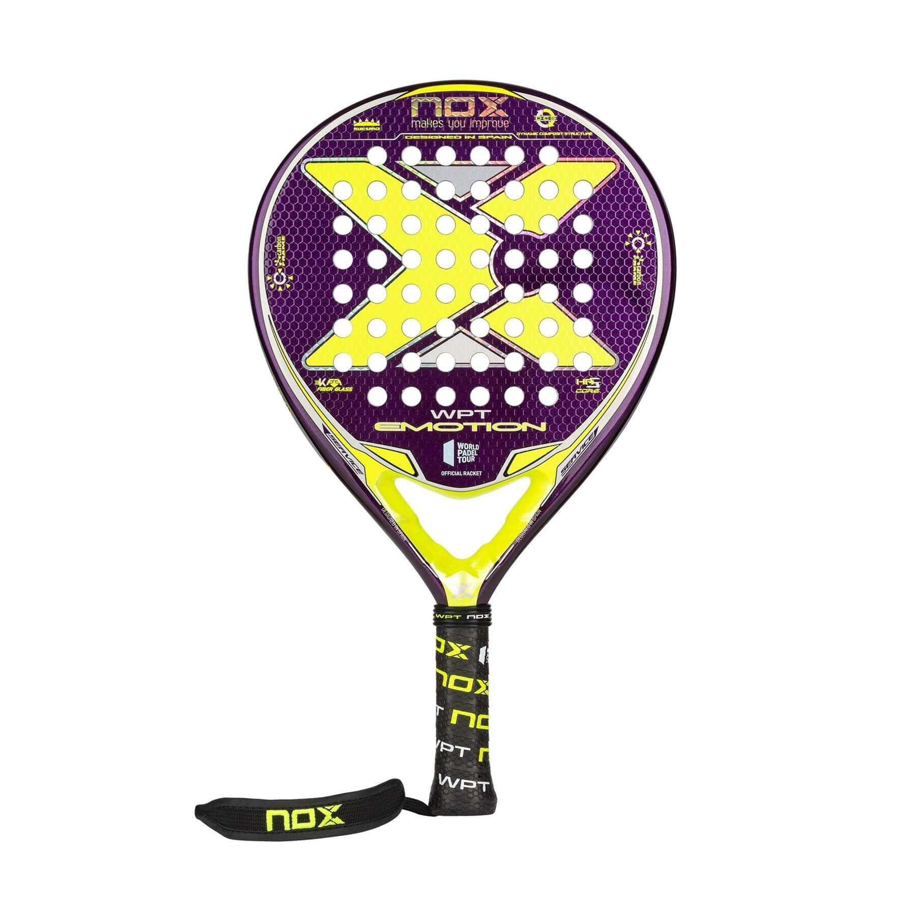 Nox Emotion World Padel Tour Edition